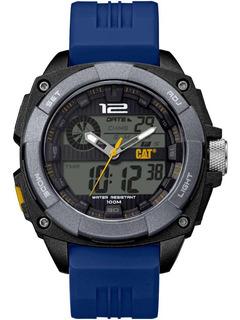 Reloj Caterpillar Hombre Sumergible Edición Ana-digitezed