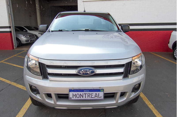Ford Ranger Xls 2.5 16v 4x2 Cs 2014