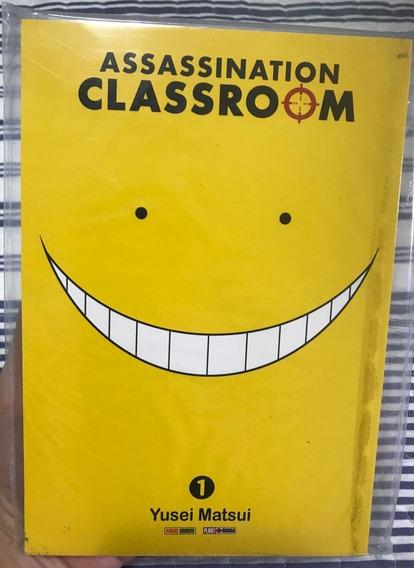 Assassination Classroom Volume 1