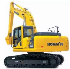 Escavadeira Komatsu Pc200 2018 - Últimas Unidades
