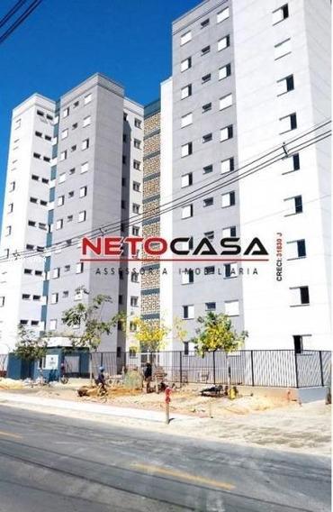 Apartamento Para Venda, Maria Eugenia, 2 Dormitórios, 1 Banheiro, 1 Vaga - Apv095