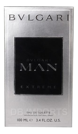 Perfume Bulgari Man Extreme Edt 100ml Frete Grátis
