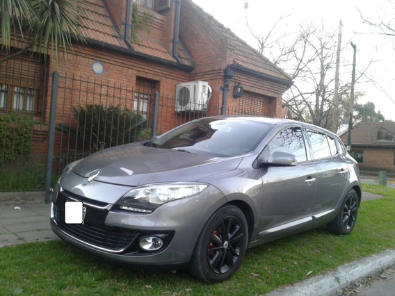 Renault Megane Iii 3 Luxe Ph2permutaria No E 308 Focus Golf