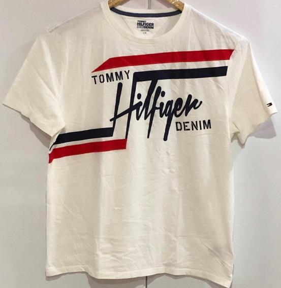 Camisa Masculina Tommy Hilfiger Algodão - Original