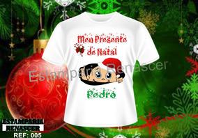 Camiseta Presente De Natal Personalizadas Grávida/gestante