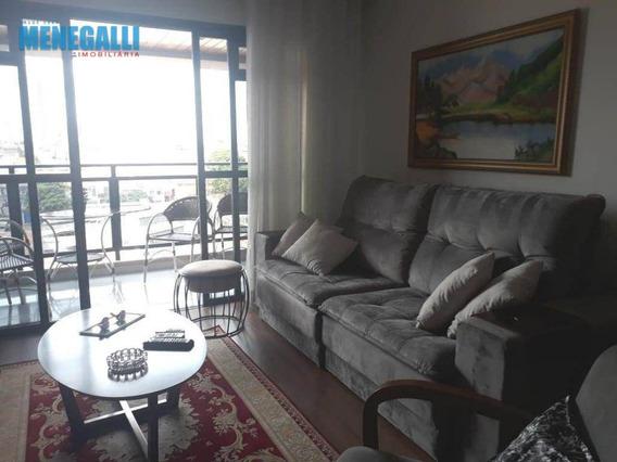 Apartamento Alto - Edifício Ouro Preto - Frente - Ap0377