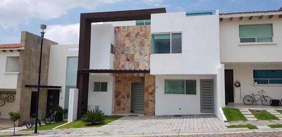 Casa En Renta Lomas De Angelópolis