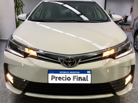 Toyota Corolla 1.8 Xei Cvt Automatico 0.km Benevento