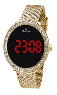 Relógio Champiom Feminino Ch48037v