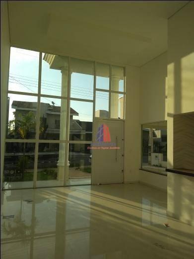 Casa Com 3 Dormitórios À Venda, 200 M² Por R$ 1.300.000 -condomínio Terras Do Imperador - Jardim Imperador - Americana/sp - Ca0174