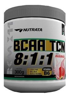 Bcaa Tcm 8:1:1 + Vit B6 300g Recuperação Proteica Nutrata