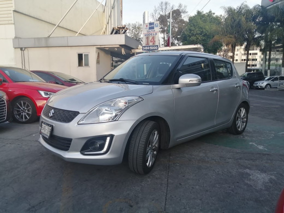 Suzuki Swift Glx Mt 2014