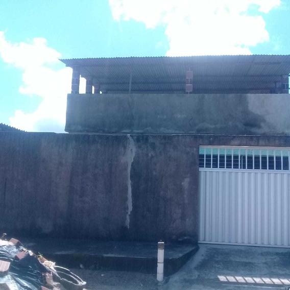 Casa Toda Na Laje Localizada Em Desterro/abreu E Lima