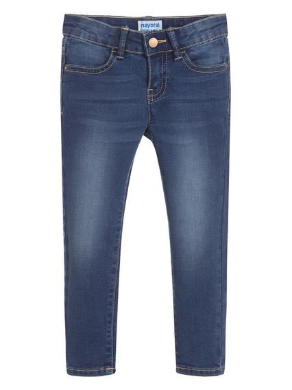 Ropa Moda Mayoral Pantalón Niña Mujer Jeans Moderno Sexy