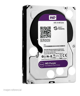 Disco Duro Western Digital Purple 8tb Sata 6 0 Gb S 256 M
