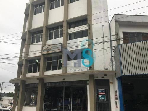 Sala Para Alugar, 200 M² Por R$ 2.500,00/mês - Vila Mogilar - Mogi Das Cruzes/sp - Sa0032