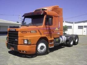 Scania 113h 360 Top Line 1998-1998