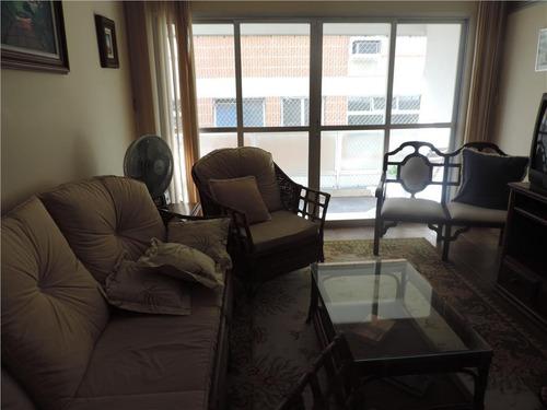 Apartamento Com 3 Dormitórios À Venda, 110 M² Por R$ 370.000,00 - Enseada - Guarujá/sp - Ap4969
