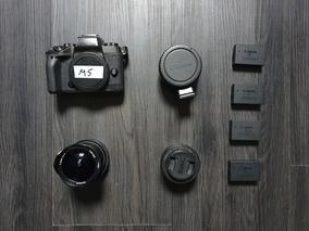 Kit Canon M5