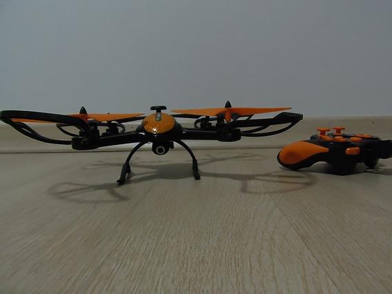 Drone Espião The Storm Com Câmera Embutida