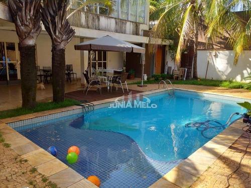 Imagem 1 de 30 de Casa Para Alugar, 651 M² Por R$ 10.000,00/mês - Jardim Sumaré - Ribeirão Preto/sp - Ca0139