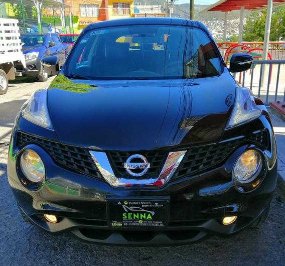Nissan Juke 1.6 Exclusive Cvt Navi 2016