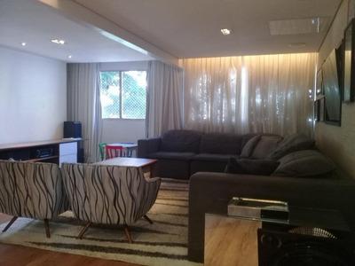 Apartamento Em Vila Mariana, São Paulo/sp De 141m² 4 Quartos À Venda Por R$ 1.060.000,00 - Ap228182