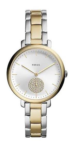 Relógio Fossil Jacqueline Feminino Es4439/1kn