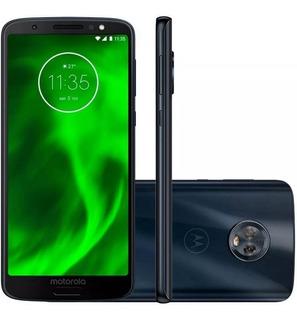 Smartphone Motorola Moto G6 3ram 32gb Lte Dual Azul + Nfe