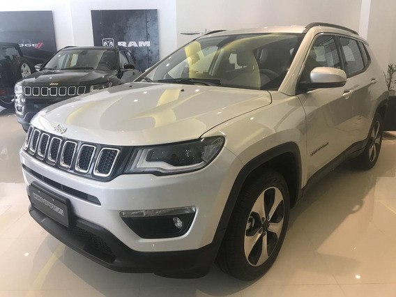 Jeep Compass 2.4 Longitude Plus At9 Awd