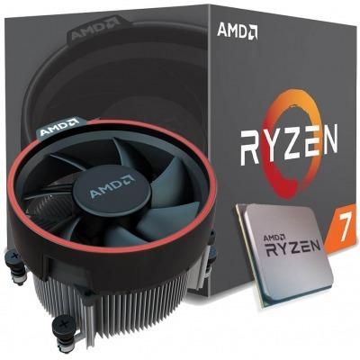 Processador Amd Ryzen 7 2700 - 3.2ghz - Cache 20mb