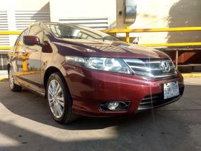 Honda City 1.5 Ex At 2012