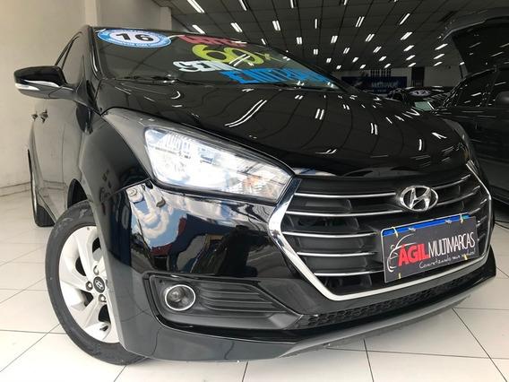 Hyundai Hb20s Comfort Style 1.6 2016 Automático Único Dono