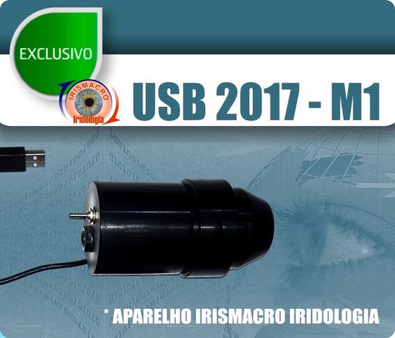 Software + Aparelho Irismacro Iridologia (laudos Ouro)
