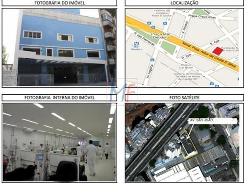 Imagem 1 de 1 de Ref 7140 - Prédio Comercial A 200 M Metro - Estação Mal Deodoro  S.cecília. - 7140
