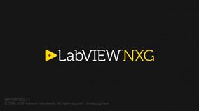 Labview Nxg 2019 V3.1.1 Completo + Envio Imediato