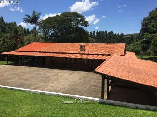 Imagem 1 de 15 de Sítio A Venda Em Piracaia/ Atibaia. - St0005-1