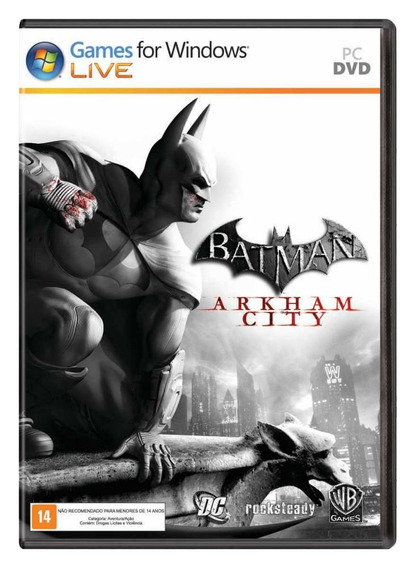 Batman: Arkham City - Pc
