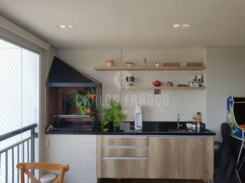 Lindo Apartamento No Socorro De 66m² 2 Dormitórios Sendo 1 Suíte 1 Vaga - Cf30525