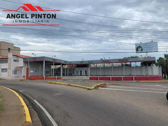 Casa Comercial Alquiler Av Fuerzas Armadas Maracaibo Api 438