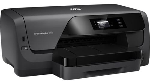 Imagem 1 de 5 de Impressora Hp Officejet Pro 8210 110v
