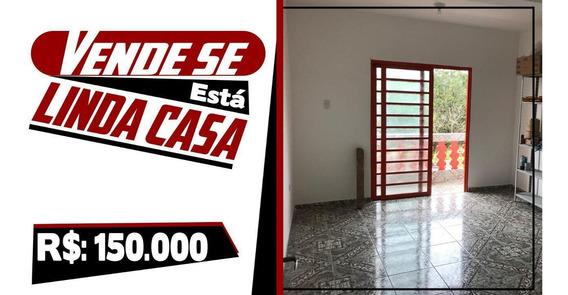 105 Casa Em São Paulo Sem Comprovação De Renda!