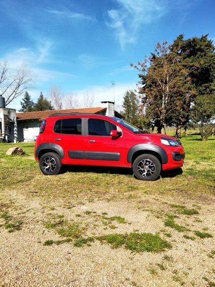 Fiat Uno 1.4 Way L 2019