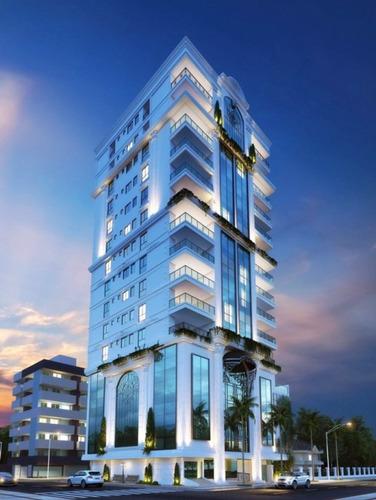Imagem 1 de 12 de Apartamento Quadra Mar À Venda Em Itapema. - Sml152 - Sml152