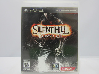 Silent Hill: Downpour - Ps3 ¡fisico-usado!