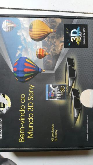 Kit 3d Da Sony