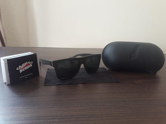 Óculos De Sol Masculino Chilli Beans Original Usado - Bem Conservado