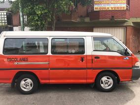 Camioneta Escolar Hyundai H100 2.5 12 Pas Spr Minibus 1998