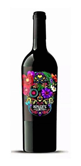 Vino Tinto De Muerte Botella 0,70l Winery-on