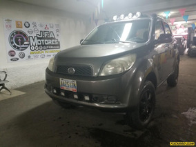 Toyota Terios Be-go Sport / Touch - Sincronico